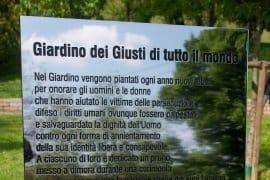 Varie testate parlano di Arché per donazioni, scomparsa di Giorgio Squinzi, Arché Live e inaugurazione Giardino dei Giusti