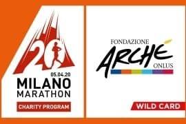 Milano Marathon: corri con Arché