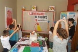 Arché partecipa alla campagna Illuminiamo il Futuro