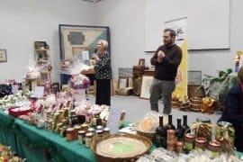 Arche Natale inaugurazione del mercatino