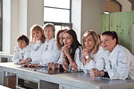 Pizza Experiences, corso di cucina in sostegno ad Arché