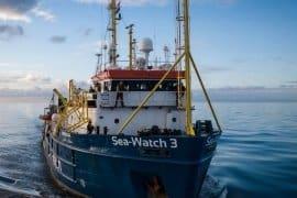 Sea Watch: lettera al Presidente Conte