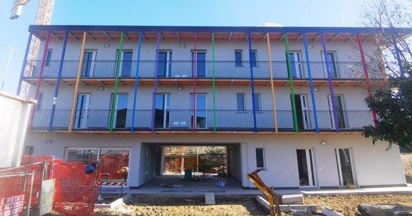 Fondazione Arché inaugura la Corte di Quarto