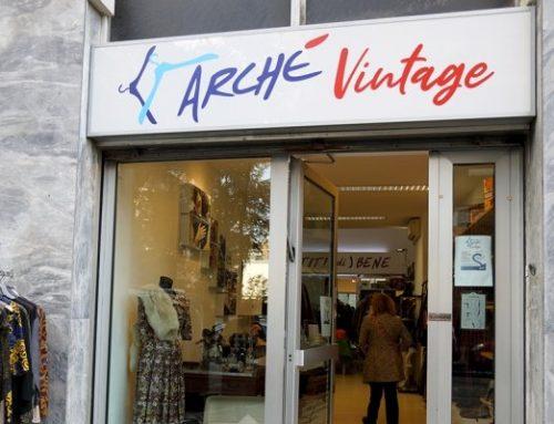 Arché Vintage riapre il 3 giugno!