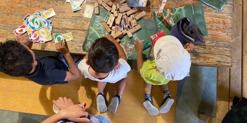 Gentilezza e bellezza hanno accolto i bambini a Dynamo Camp
