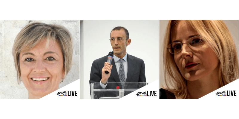 Verso l'Arché Live 2020: Bonomi, Selvaggi e Padoan