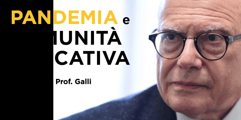Pandemia e comunità educativa: risponde il Prof. Massimo Galli