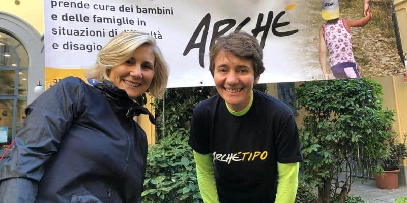 Milano Marathon: un passo dopo l'altro per Casa Marzia
