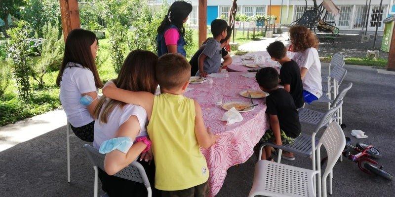 Solidarietà in Cantiere a CasArché